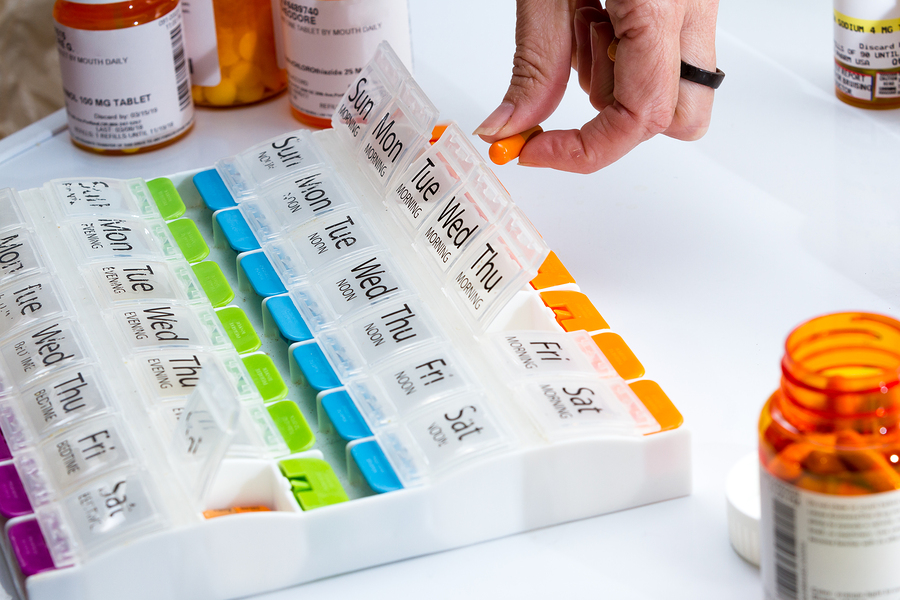controlled substances act and drug schedules