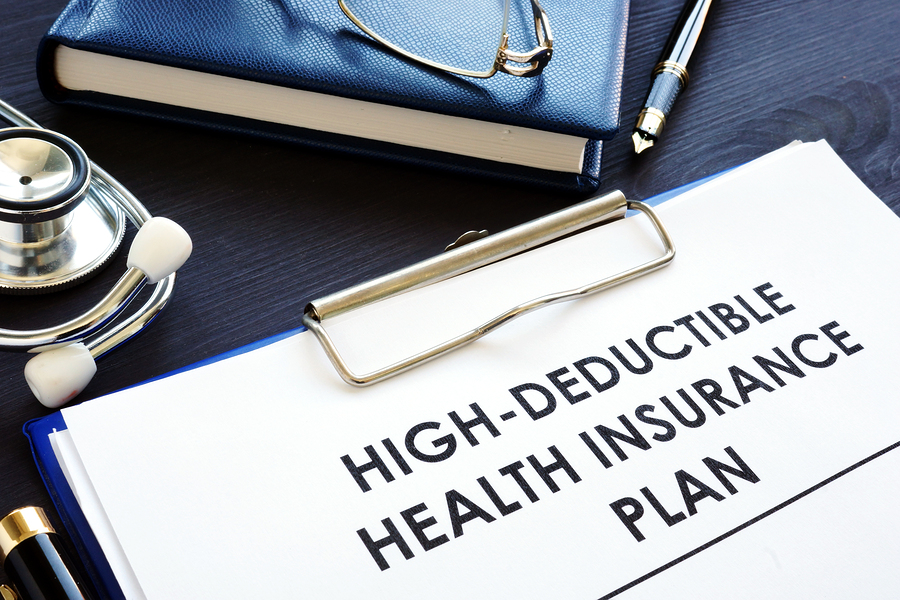 High Deductible Health Insurance Plans